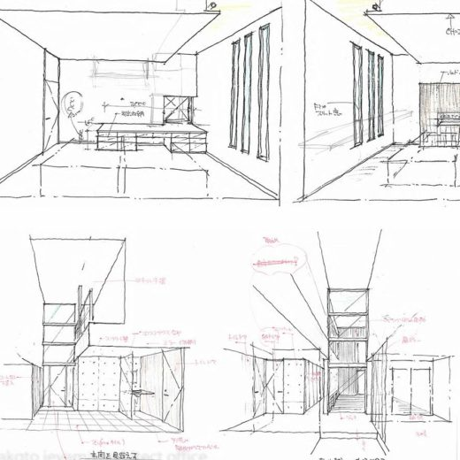 設計のプロセス-実施設計:細部を決めて計画を具体化