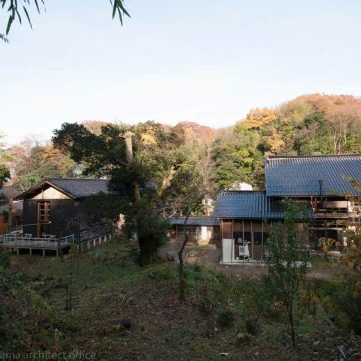 八幡の家 全景