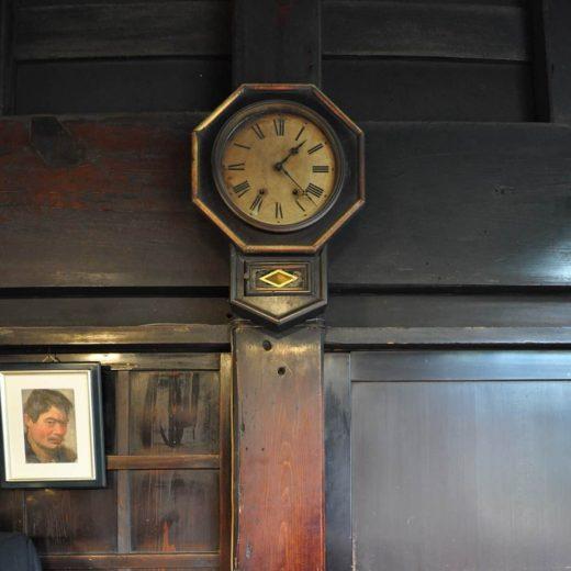 古時計 ニューヘブン