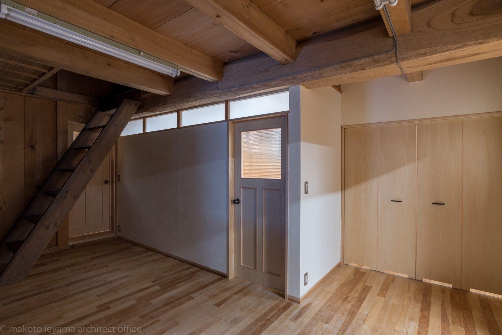 八幡の家リノベーション フリースペース