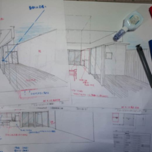 円光寺の家 基本設計