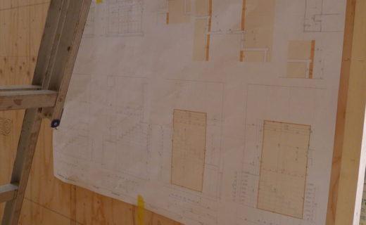 階段詳細図