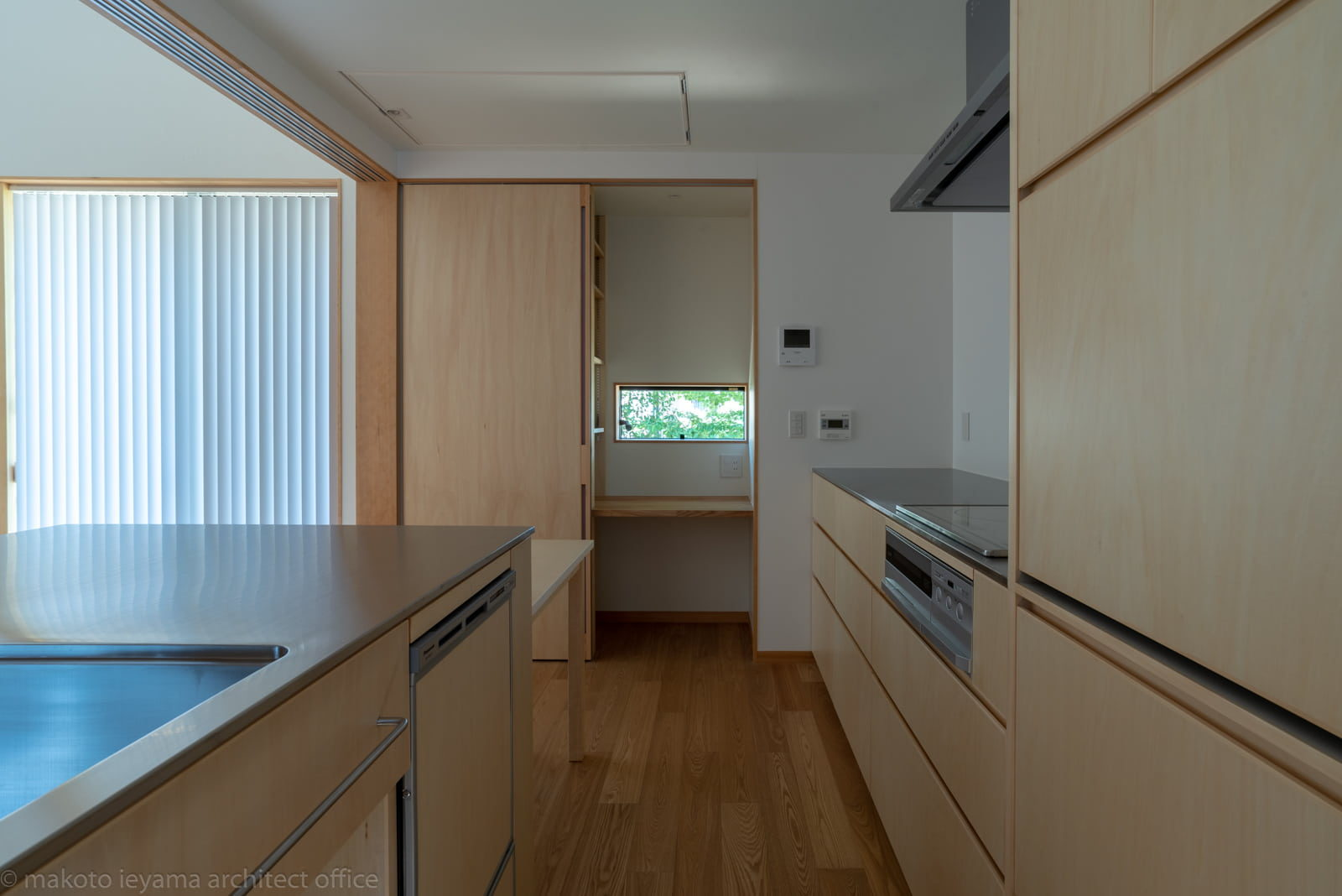 円光寺の家 キッチン