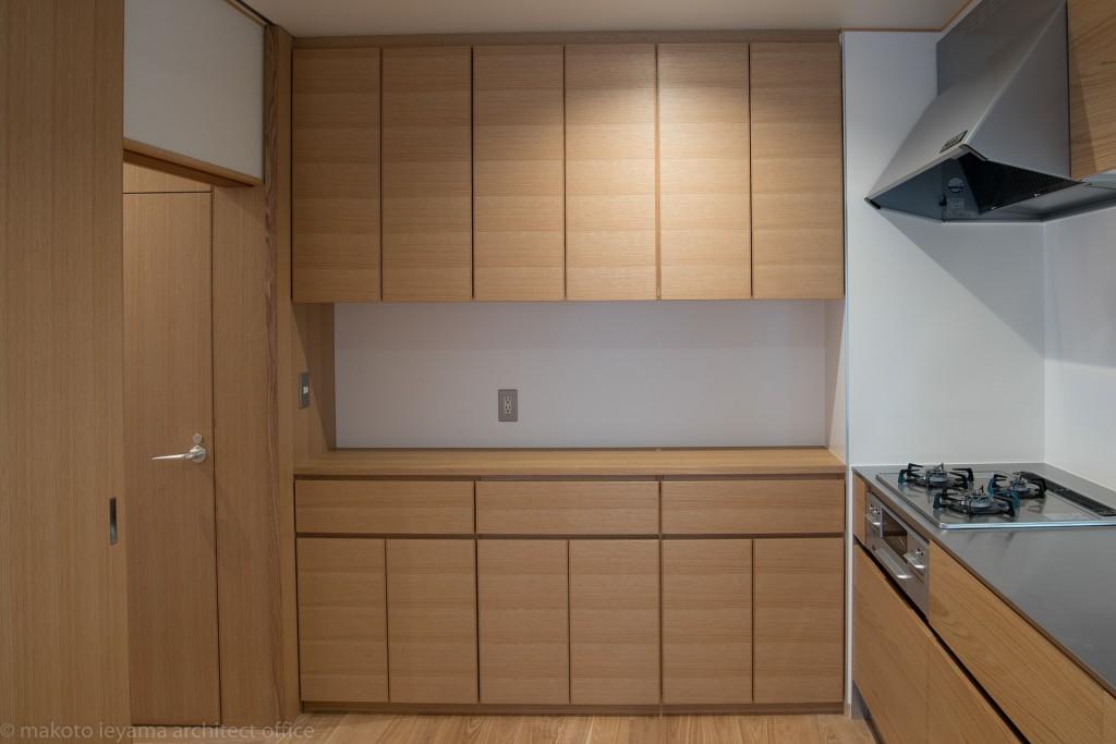 末町の家 食器棚
