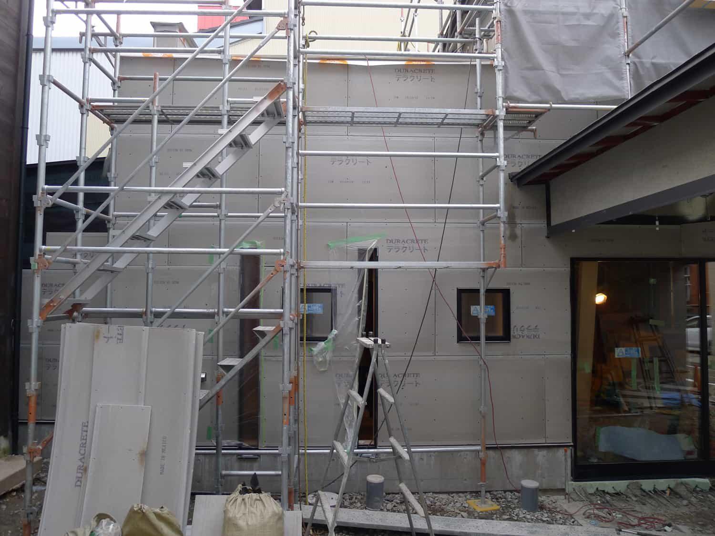 尾張町計画 デラクリート工法