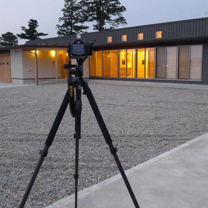 南砺市の家 竣工写真撮影