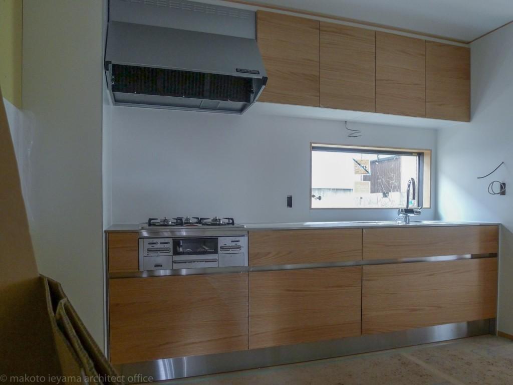 無印良品のキッチン