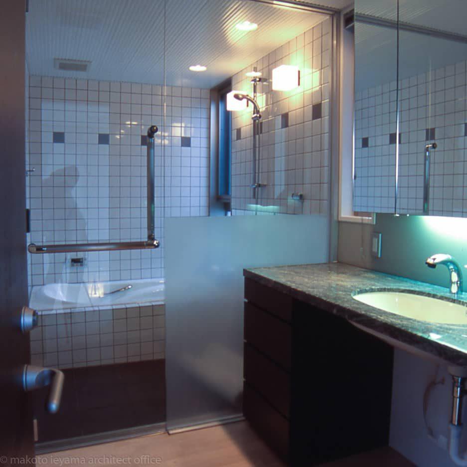 久安の家 浴室